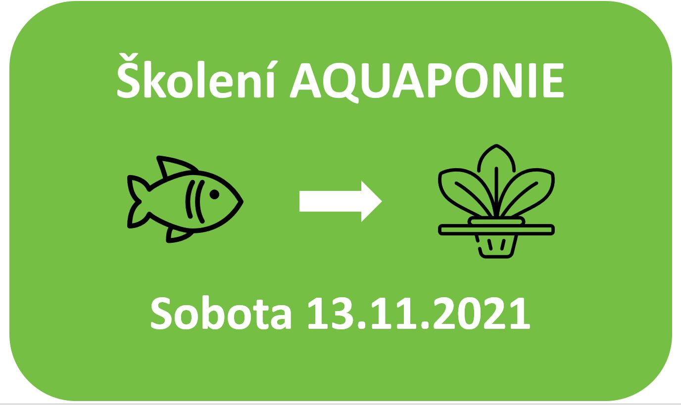 Školení aquaponie
